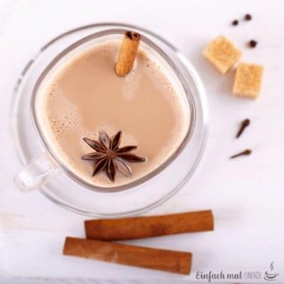 Chai Latte (wie bei Starbucks)