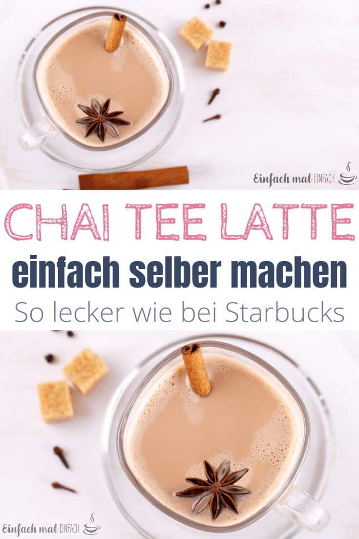 Leckerer Chai Latte (wie bei Starbucks) - Bild 2