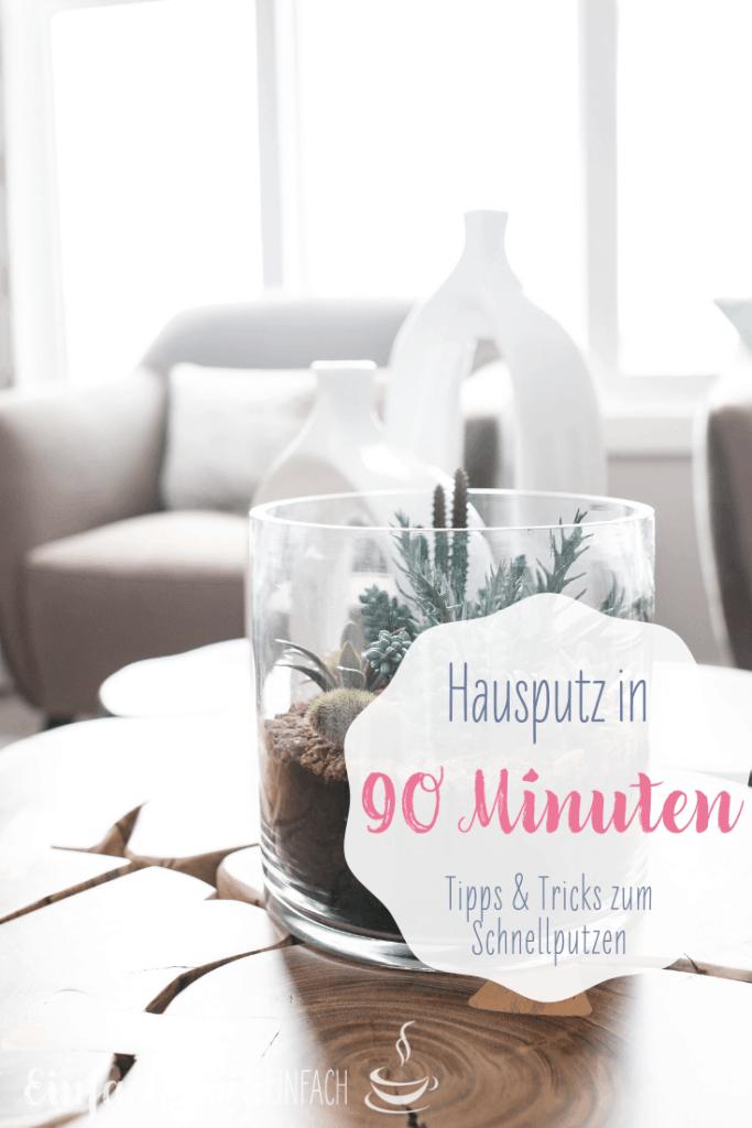 Hausputz in 90 Minuten - Tipps zum Schnellputzen - Bild 6