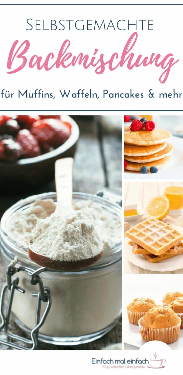 DIY Backmischung für schnelle Waffeln, Muffins, Pancakes & mehr - Bild 3