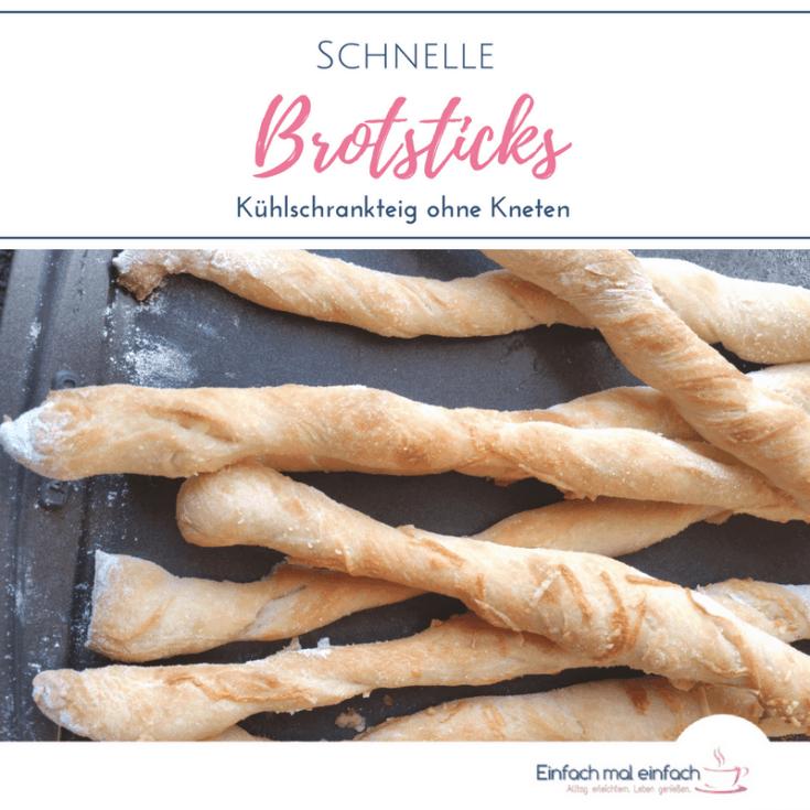 Schnelle Brotsticks als Fingerfood - Bild 4