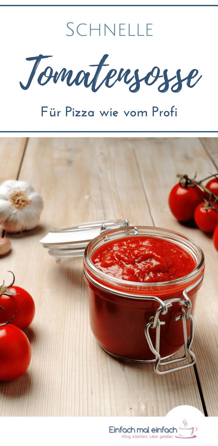Schnelle Tomatensoße - Bild 4