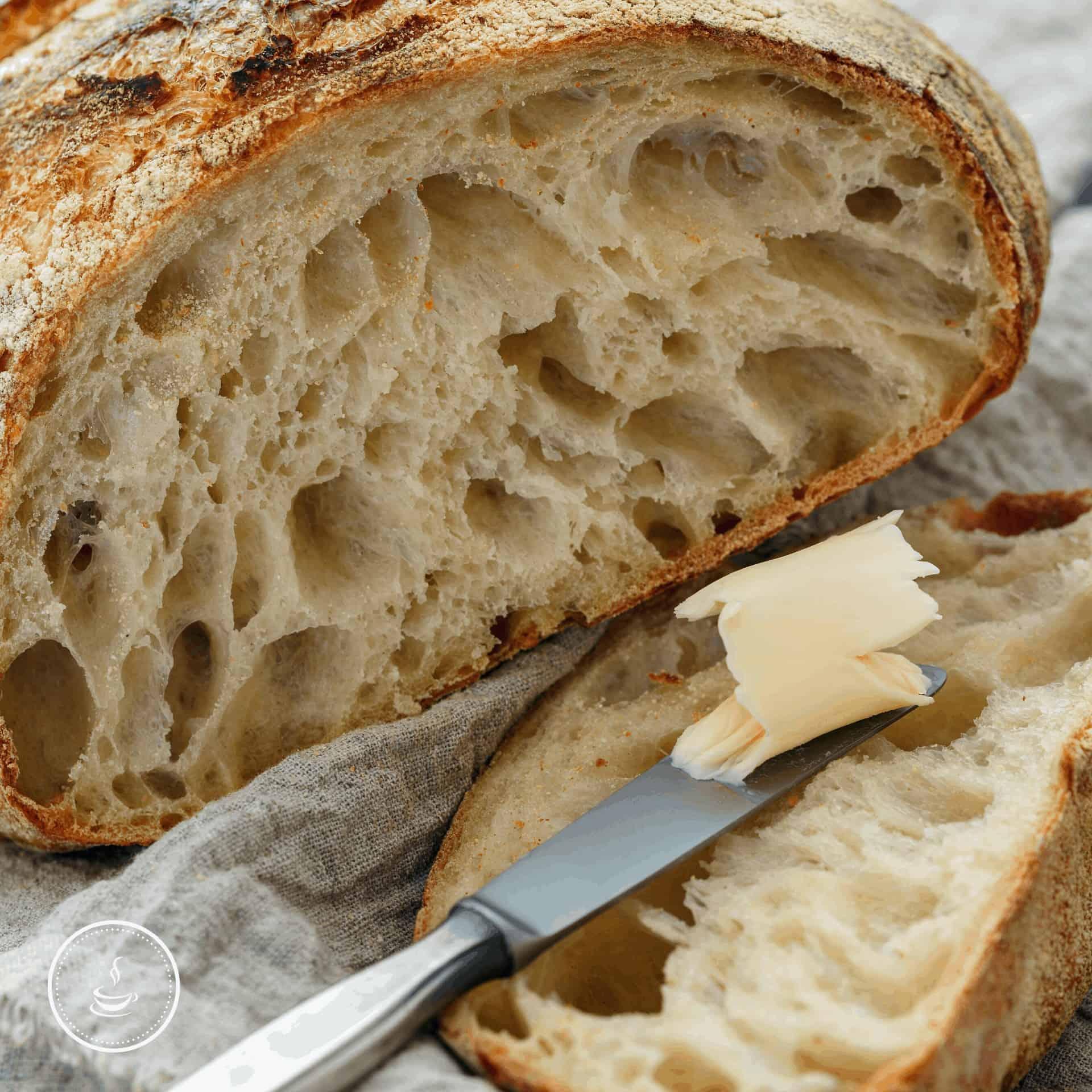 Brot backen mit nur 10 Minuten Aufwand - Einfach mal einfach
