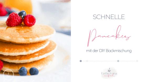 Schnelle Pancakes - Bild 1