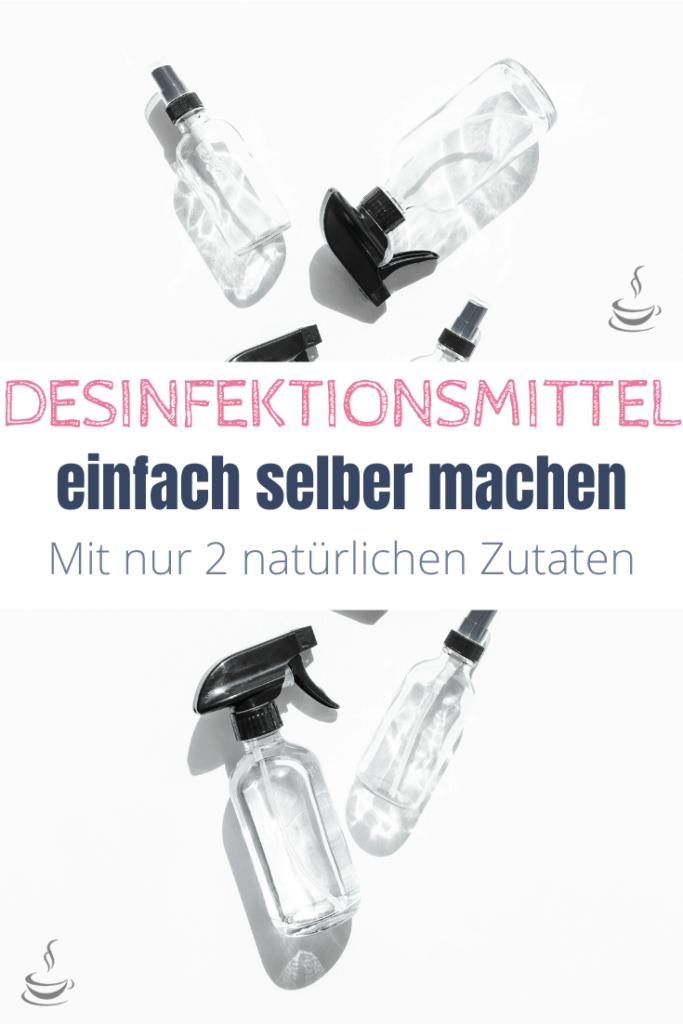 Desinfektionsspray selber machen - Bild 4