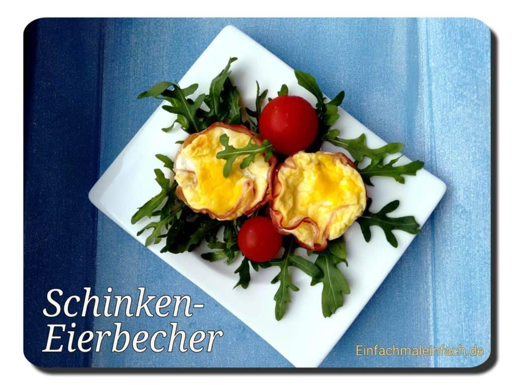 Schinken-Eierbecher