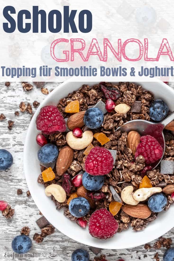 Rezept für Schoko-Granola - Bild 3
