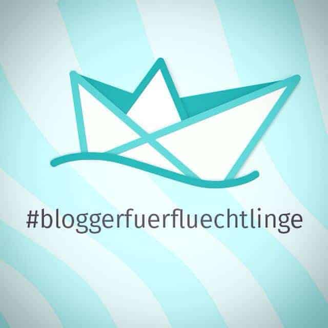 #bloggerfuerfluchtlinge
