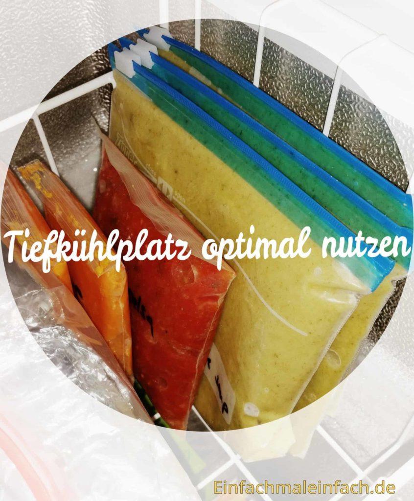 Tiefkühlplatz-optimal-nutzen-gefriertüten-flach-einfrieren