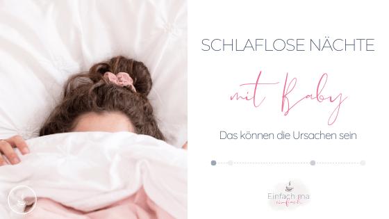 Ursachen für schlaflose Nächte mit Baby - Bild 1