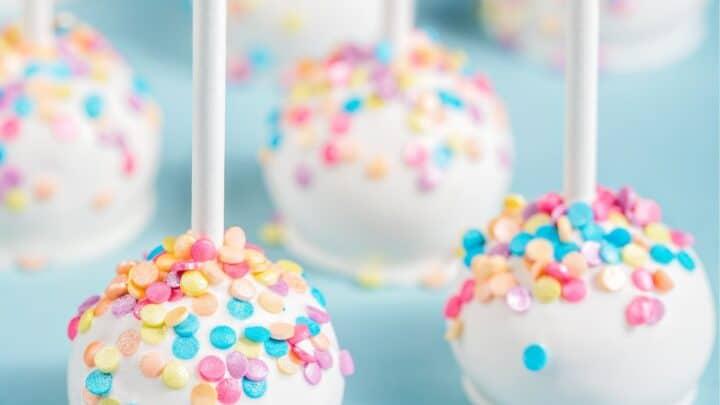 Cake Pops ohne Backen