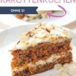 Saftiger Karottenkuchen - schnell & vegan - Bild 1