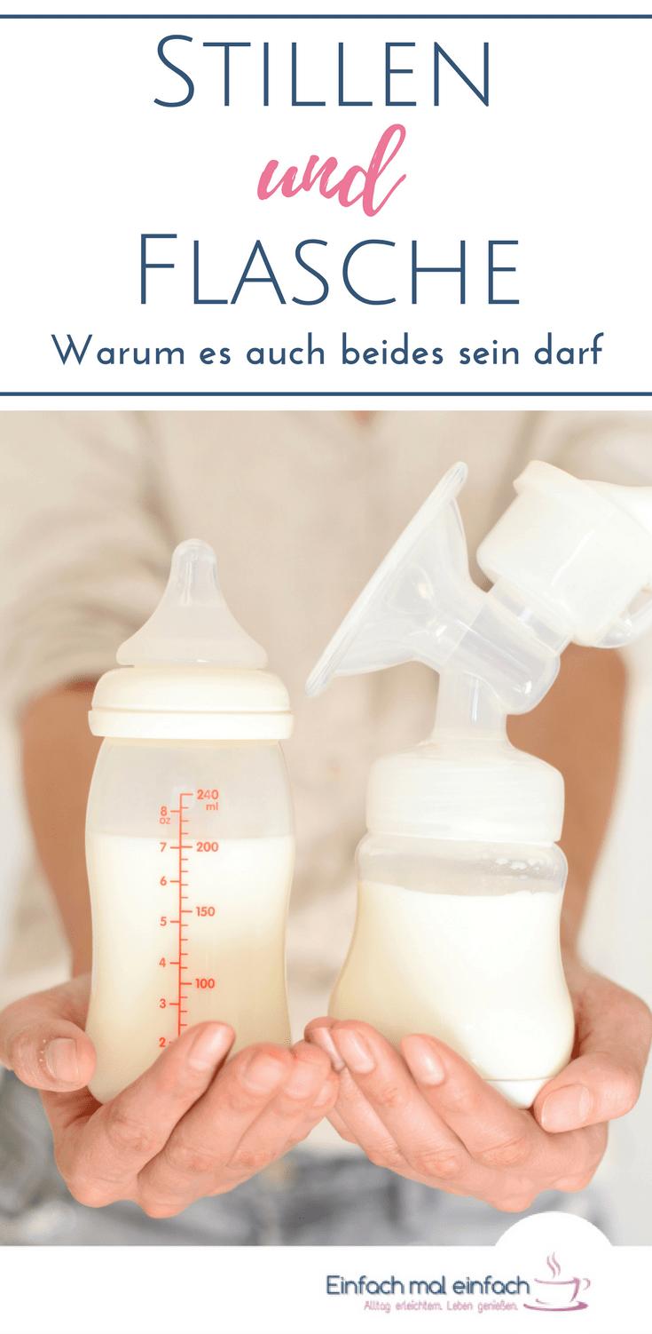 Stillen Und Flasche