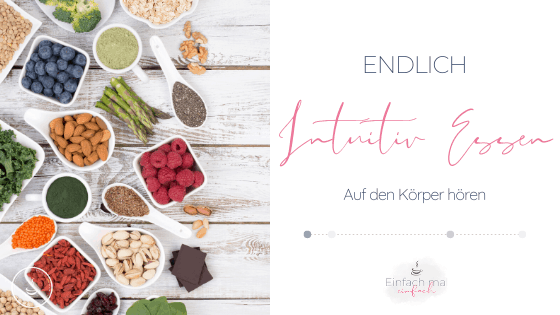 Intuitiv Essen - Bild 1