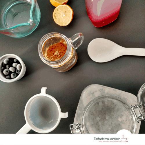 Probiotische Limonade aus Wasserkefir - Bild 3