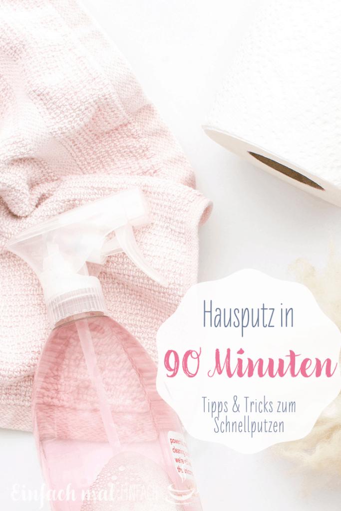 Hausputz in 90 Minuten - Tipps zum Schnellputzen - Bild 9