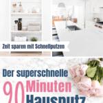 Hausputz in 90 Minuten - Tipps zum Schnellputzen - Bild 1