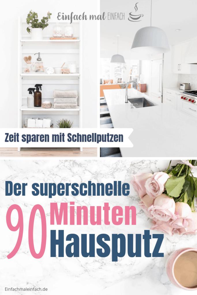 Hausputz in 90 Minuten - Tipps zum Schnellputzen - Bild 8