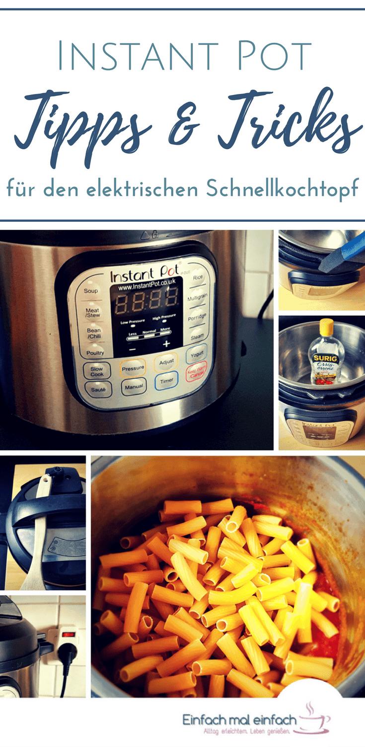 Tipps & Tricks für den elektrischen Schnellkochtopf - Bild 6