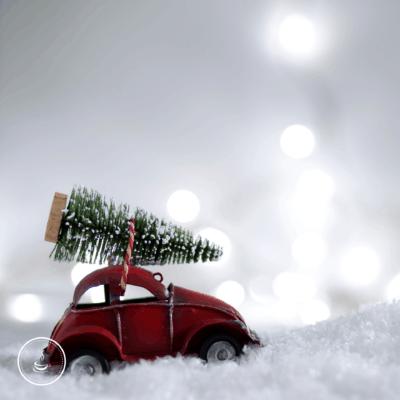 Weihnachtsdekoration sinnvoll verstauen