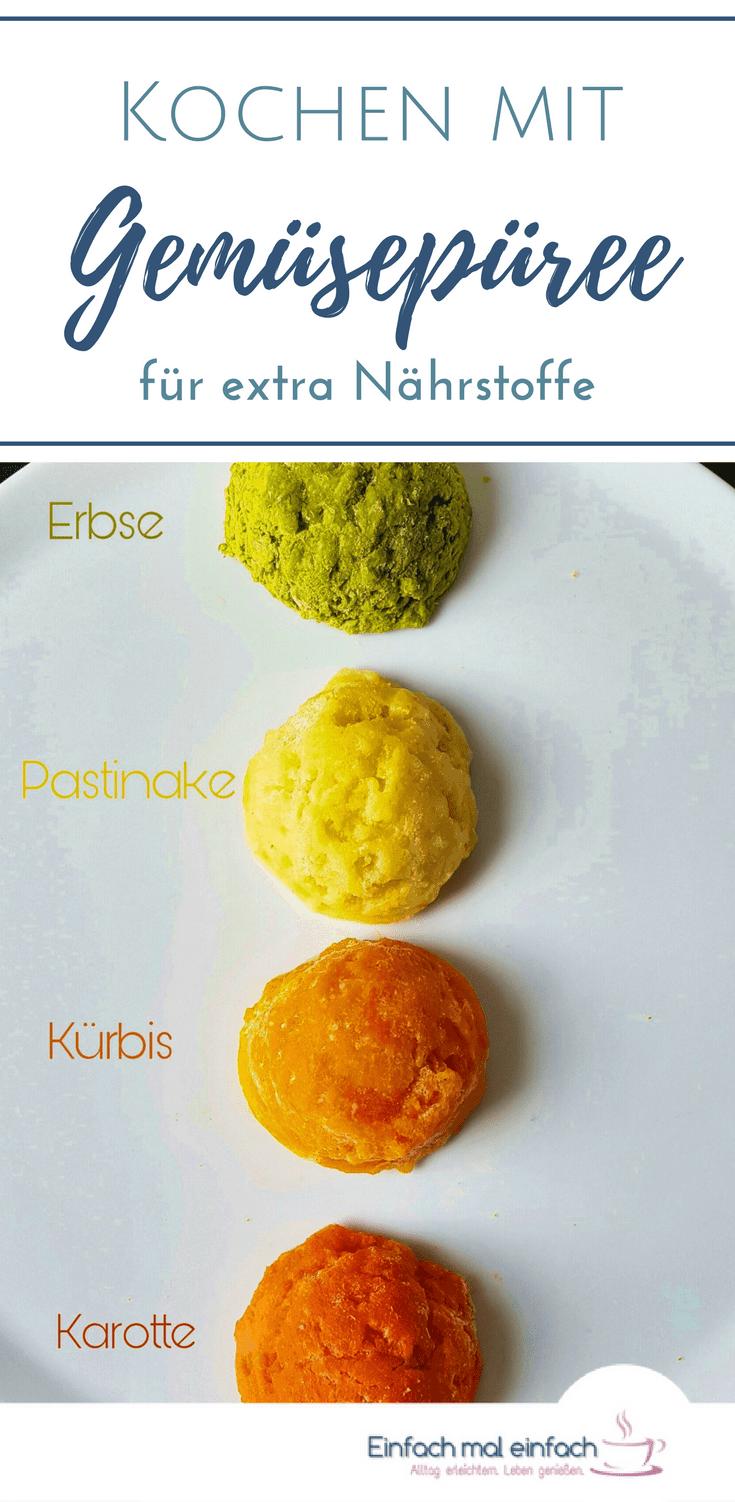 Kochen mit Gemüsepüree - Bild 5