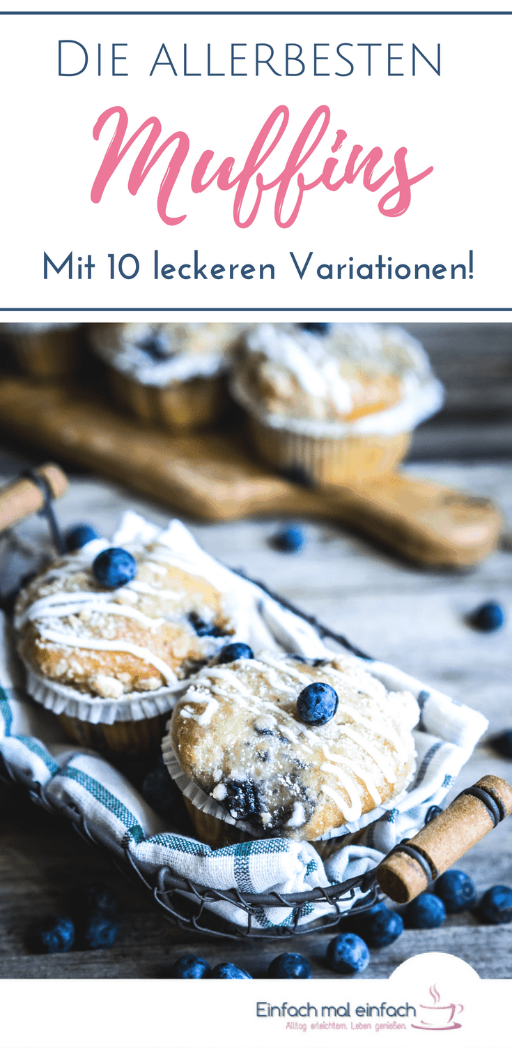 Die allerbesten Muffins mit 10 Variationen - Bild 5