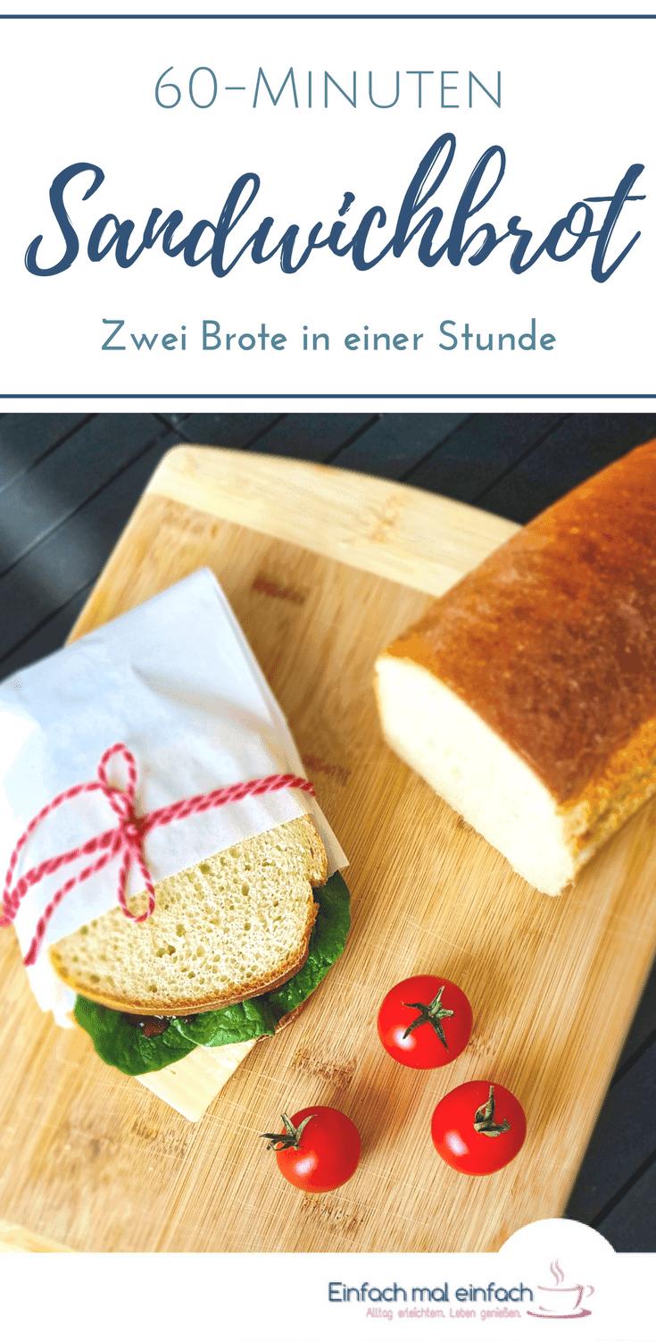 Schnelles Brot in 60 Minuten - Bild 5