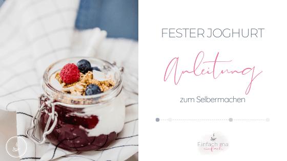Joghurt selber machen - Schritt-für-Schritt - Bild 1