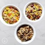 Hackfleisch-Reispfanne in drei Varianten - Bild 10