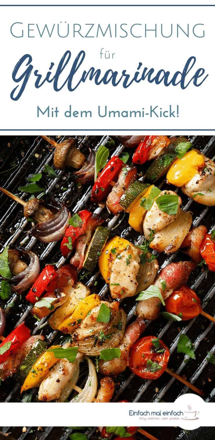 Gewürzmischung für Grillmarinade - mit Umami-Kick! - Bild 3