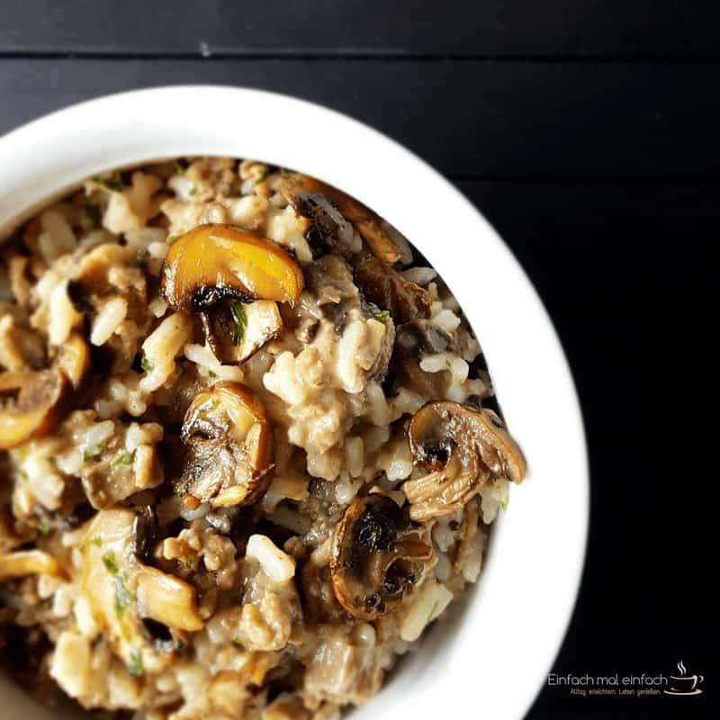 Hackfleisch-Reispfanne in drei Varianten - Bild 5