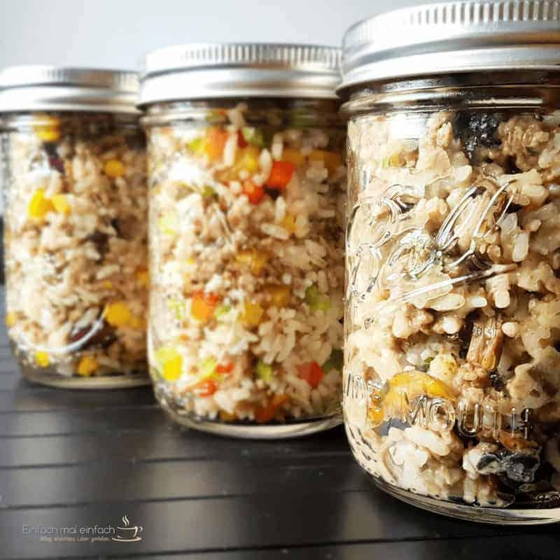 Hackfleisch-Reispfanne in drei Varianten - Bild 6