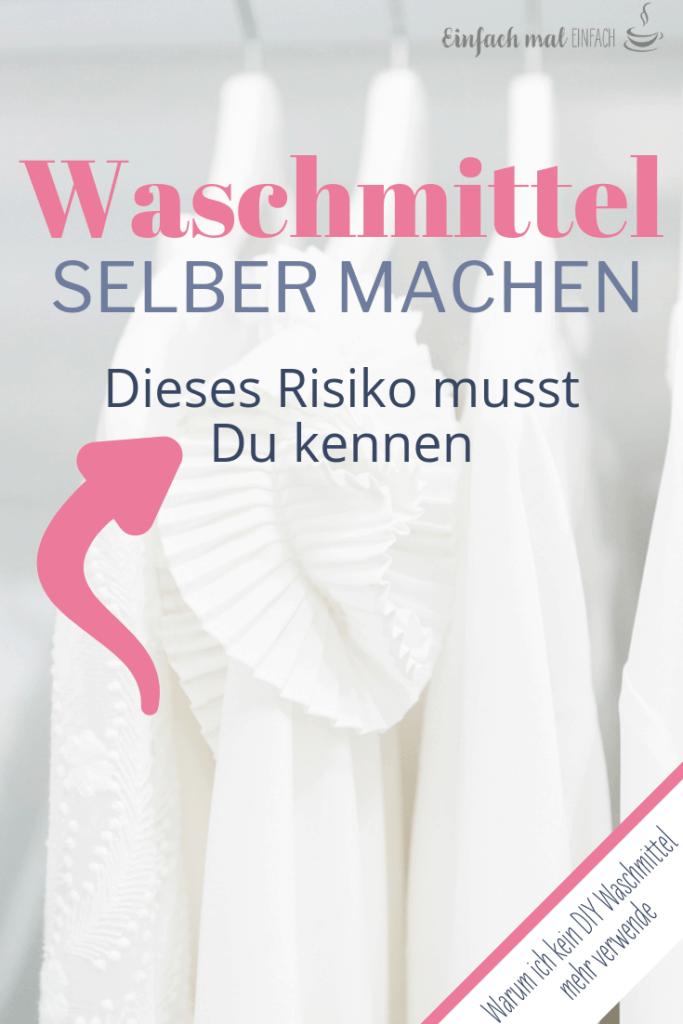 Waschmittel selber machen: Dieses Risiko musst Du kennen - Bild 9