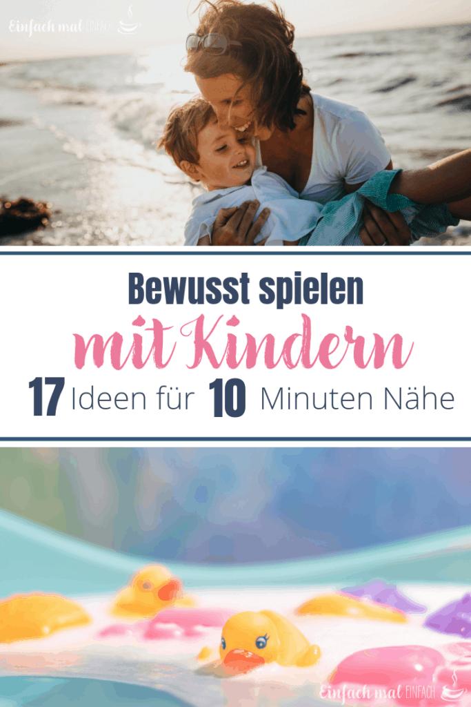 Spielen mit Kindern: 17 Ideen für 10 Minuten - Bild 7