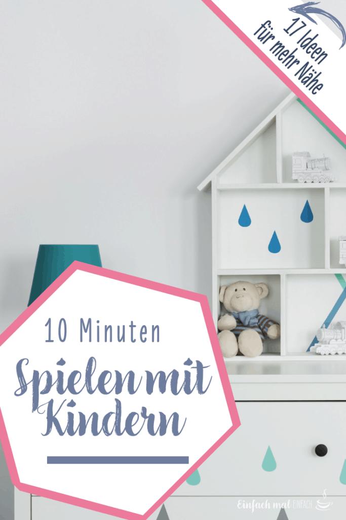Spielen mit Kindern: 17 Ideen für 10 Minuten - Bild 5