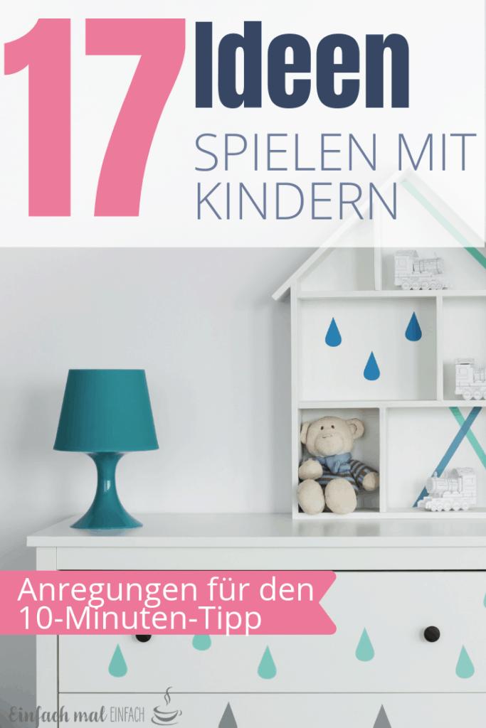 Spielen mit Kindern: 17 Ideen für 10 Minuten - Bild 6