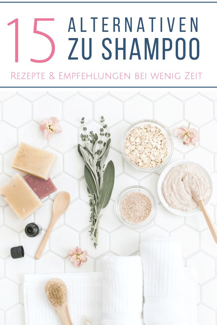 15 Alternativen zu Shampoo - auch bei wenig Zeit - Bild 5