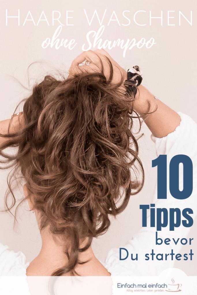 Haare waschen ohne Shampoo - 10 Tipps - Bild 8