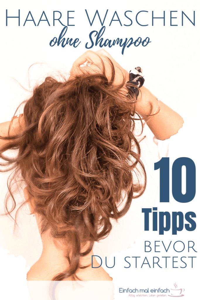 Haare waschen ohne Shampoo - 10 Tipps - Bild 7