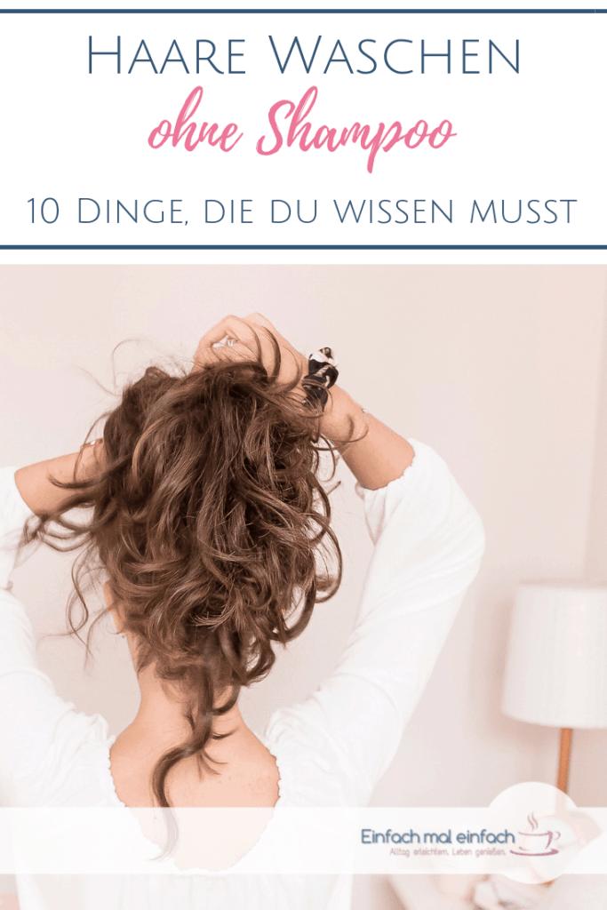Haare waschen ohne Shampoo - 10 Tipps - Bild 6