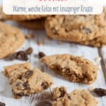 Haferflocken-Rosinen Cookies - Bild 1