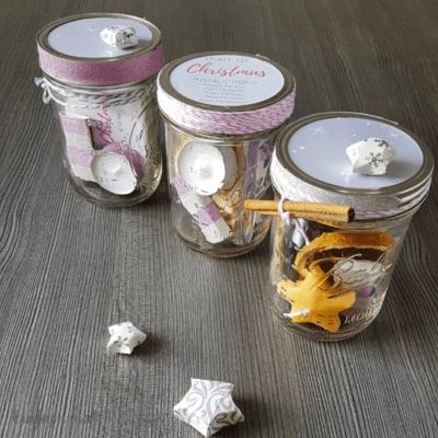 Geschenkideen für die Freundin – im Glas