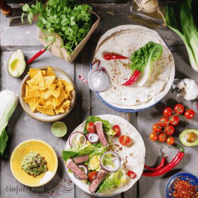 Bewusst essen in 4 Schritten – mit kostenlosem Download