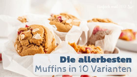 Die allerbesten Muffins mit 10 Variationen - Bild 4
