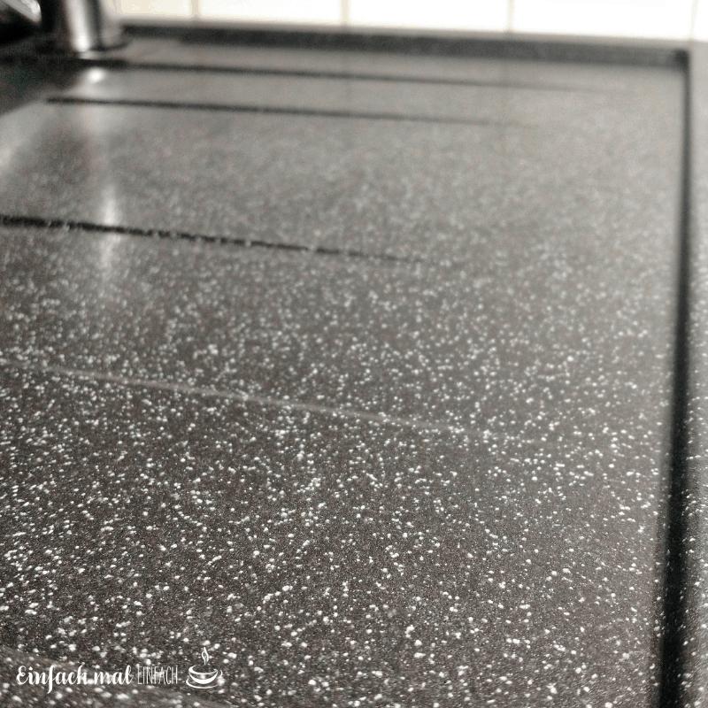 Granitspule Fleckenfrei Reinigen Einfach Mal Einfach