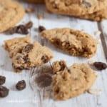 Haferflocken-Rosinen Cookies - Bild 12