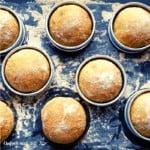 Hamburgerbrötchen schnell & einfach selber machen - Bild 8