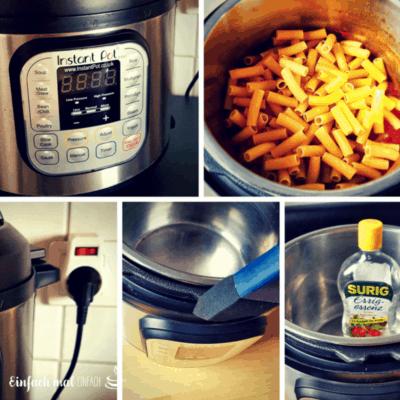 Tipps & Tricks für den elektrischen Schnellkochtopf