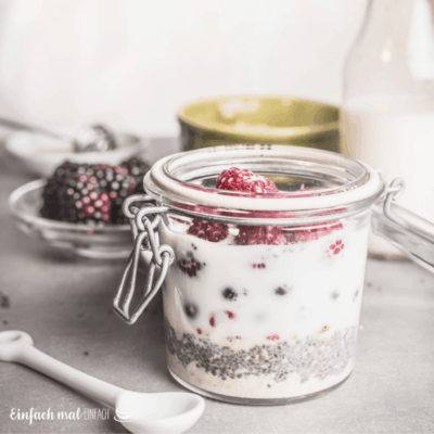 Instant Porridge selber machen