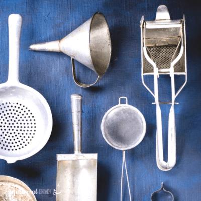 Top 10 der praktischen Küchenhelfer